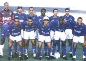 Cruzeiro, con las vitaminas Energil C