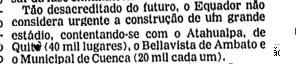 Se olvida del Modelo de Guayaquil, que tenía 50 mil localidades...
