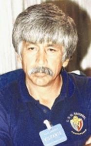 Esta foto se la tomaron a Hèctor Morales tres dìas antes de su muerte (archivo El Comercio).