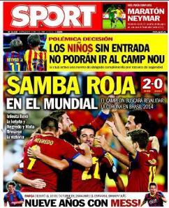 Samba, garotas y más por el mundo...