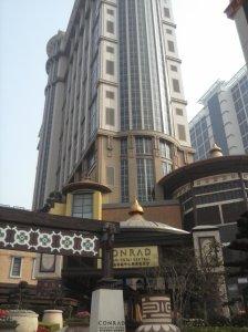 Hotel Sands, en Cotai