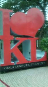 Yo amo KL.