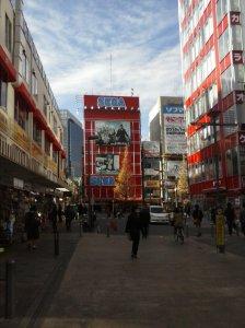 Akihabara, el templo de la electrónica.